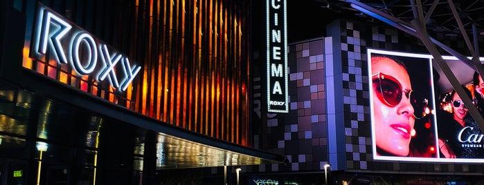 The Roxy Cinemas is one of Queen 님이 저장한 장소.
