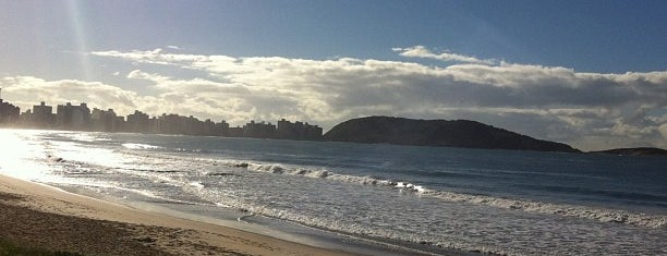 Orla Praia do Morro is one of Guarapari.