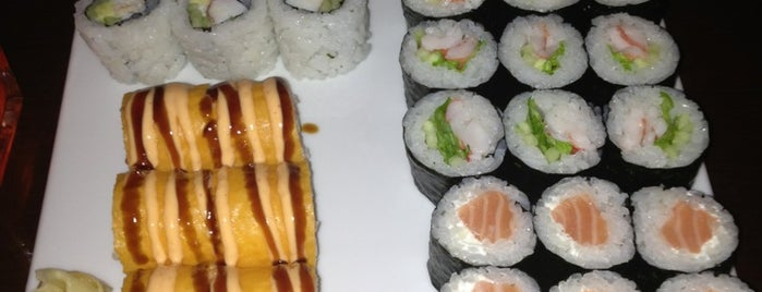 Square Sushi is one of All Food.