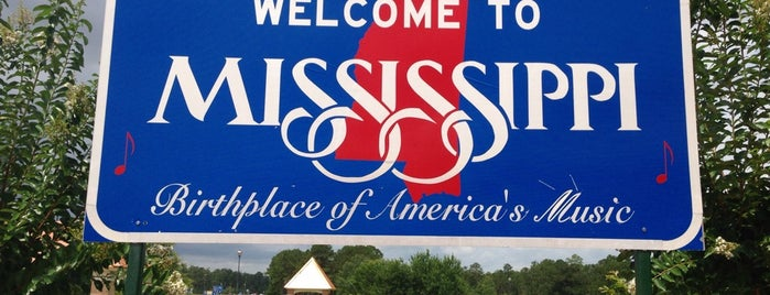 Mississippi Welcome Center is one of Elena 님이 좋아한 장소.