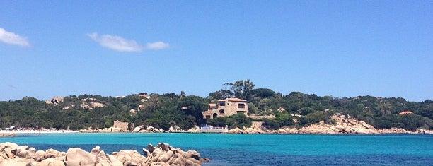 Spiaggia Capriccioli is one of Asli'nin Beğendiği Mekanlar.