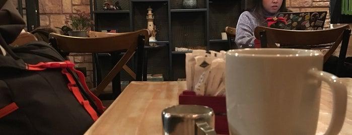 Cafe 361 is one of Rumeli Hisari~Etiler~Ulus.