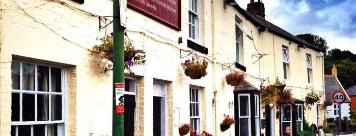 Seven Stars Inn is one of Tempat yang Disukai Carl.