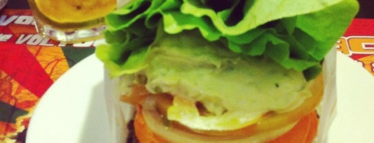 Mito Burger Original Diner is one of Careca's Burgers!!!.