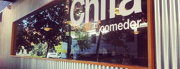 Chifa Comedor is one of Comer en Madrid.