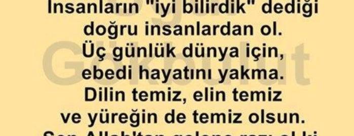 Oksoy Gayrimenkul is one of Yunus'un Beğendiği Mekanlar.