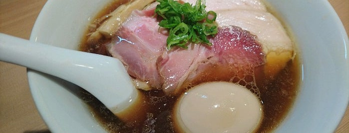 Ramen Hayashida is one of 行きたい!.