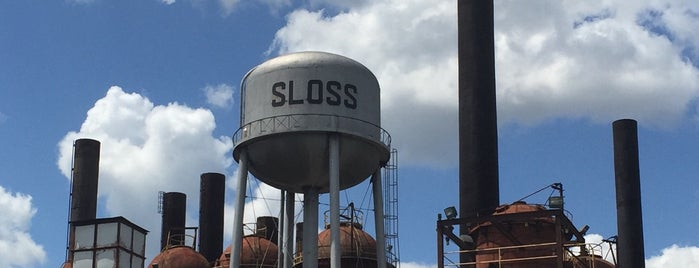 Sloss Furnaces National Historic Landmark is one of Best of Avondale Area.