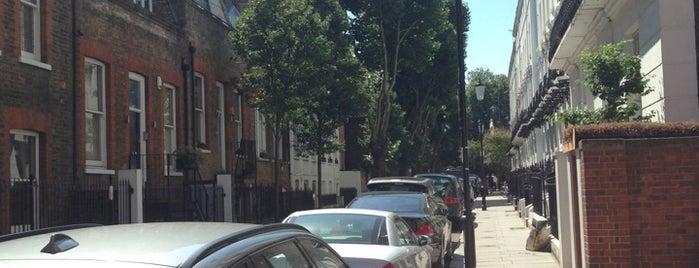 Kildare Terrace W2 is one of Leonardo LEO'nun Beğendiği Mekanlar.