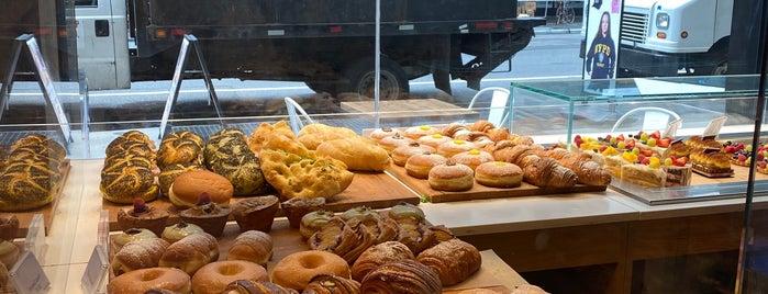 Zeppola Italian Bakery is one of NYC bakeries.