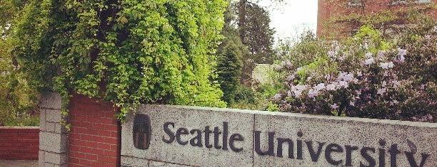 Seattle University is one of Explore.