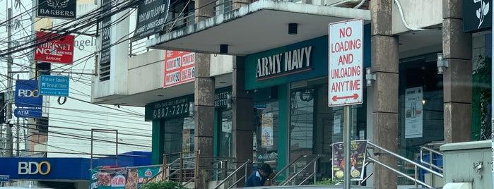 Army Navy Burger + Burrito is one of Locais curtidos por Joyce.