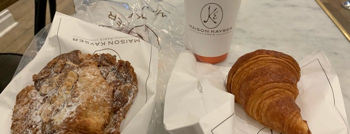 Maison Kayser is one of Tempat yang Disukai willou.