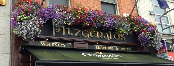 Fitzgerald's is one of Dublin Spots.