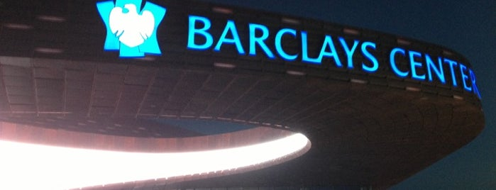 Barclays Center is one of The New Yorker's About Town.