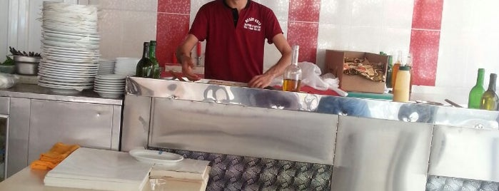 Nesim Usta Tantuni is one of Mersin.