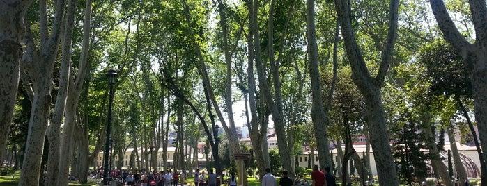 Парк Гюльхане is one of İstanbul.