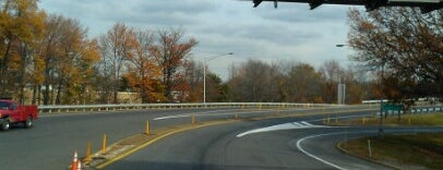 NJ Turnpike at Exit 4 is one of New Jersey highways and crossings.