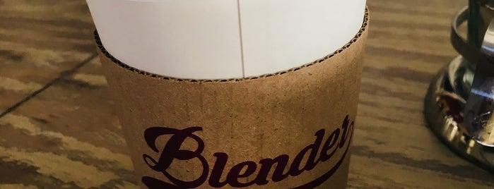 Blender Café is one of Tempat yang Disukai auro.