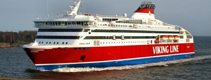 Viking Line M/S Viking XPRS is one of Posti che sono piaciuti a Hamilton.