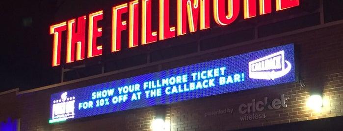The Fillmore is one of Posti che sono piaciuti a Jen.