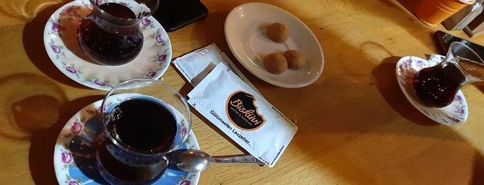 Bisküvi Mutfak & Kahve Evi is one of Tempat yang Disukai Haydar.