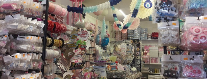 HAPPY LAND Party & Candy Shop Şarampol is one of 🌜🌟hakan🌟🌛さんのお気に入りスポット.