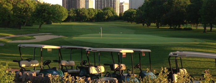 Sydney R. Marovitz Golf Course is one of Locais curtidos por Brandon.