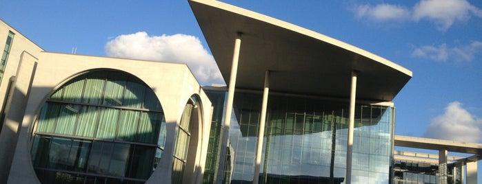 Paul-Löbe-Haus |Deutscher Bundestag is one of Berlin.