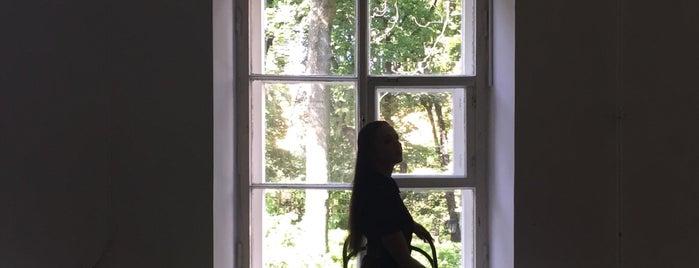 Anna Akhmatova Museum is one of Наталья 님이 좋아한 장소.