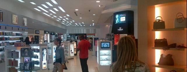 Duty Free Americas is one of Rivera.