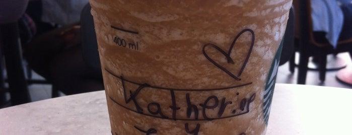 Starbucks is one of Posti che sono piaciuti a Mary.
