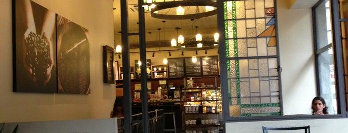 Starbucks is one of Listado de frequentes.