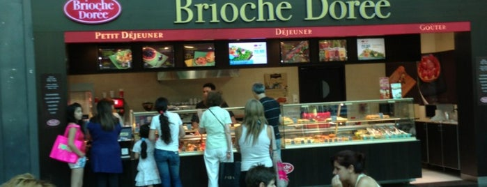 Brioche Dorée is one of Wifi en Buenos Aires.