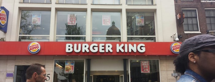 Burger King is one of Food.
