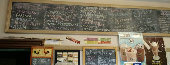 Alice's Pantry Fancy Foods and Coffee Shop is one of Food 2.