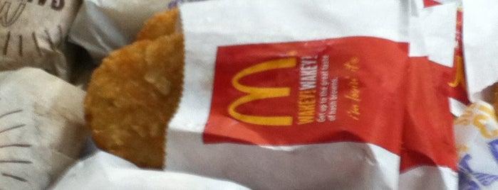 McDonald's is one of Orte, die Bayana gefallen.