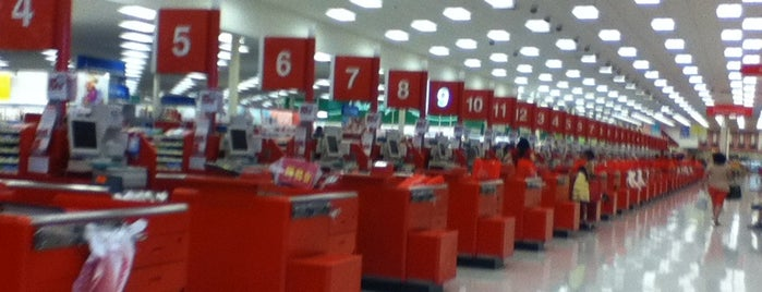 Target is one of My usual places.