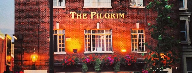 The Pilgrim Bar & Kitchen is one of Ralph 님이 좋아한 장소.