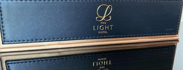 The Light Hotel is one of Tempat yang Disukai Alyssa.