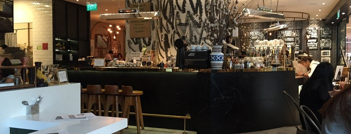The Coffee Academics is one of Good coffee in Singapore.