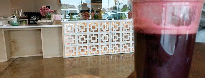 Simply O Organic Juice Bar is one of Organic LA.