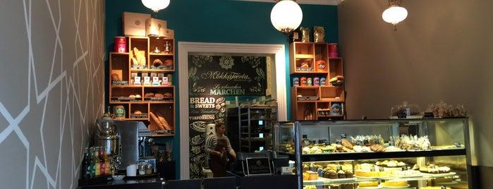 MokkaTeeria is one of Kaffee und Kuchen FFM.