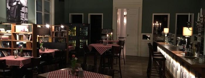 Goldmund is one of Frankfurt Restaurant.