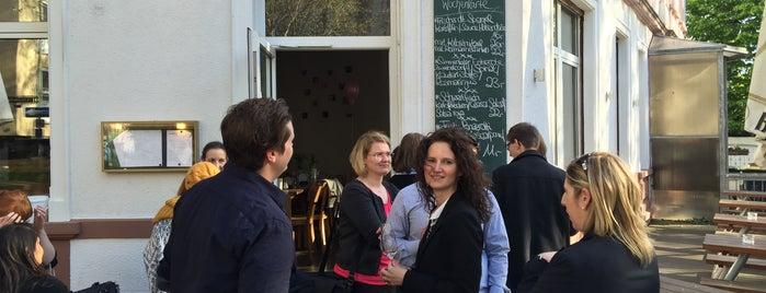 vadder Tisch + Tresen is one of Frankfurt Restaurant.