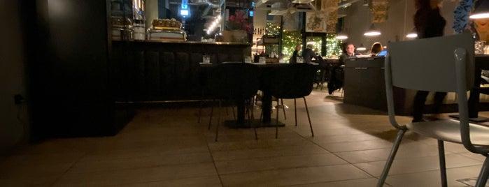 Aman Tandor & Bar is one of Frankfurt Lifestyle Guide.