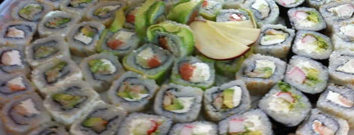 Sushi is one of Vegetariano MX.