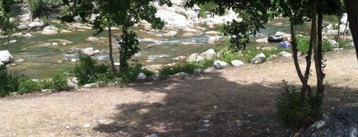 Huaco Springs Campground is one of Lugares favoritos de Rita.