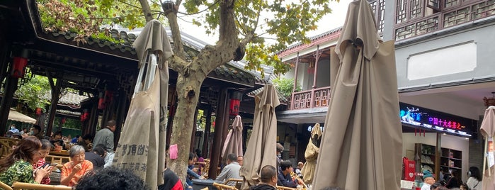 鹤鸣茶社 Heming Tea Room is one of Chengdu.