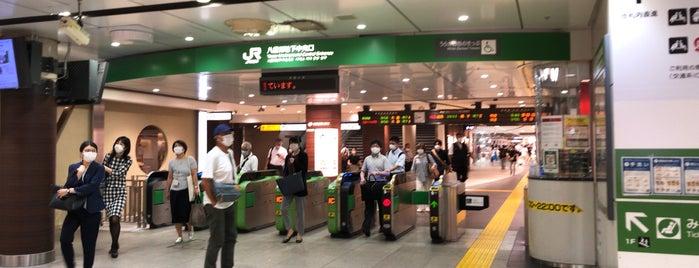 Yaesu Underground Central Exit is one of Tokyo.